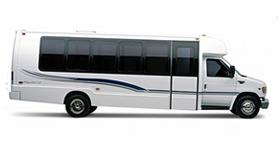 Minibus 25 Pass and up